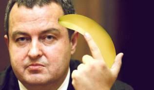Дачић, мајмун-и-банана